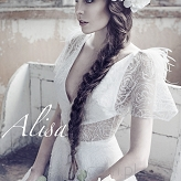 Wedding dress Karen, Collection Alisa 2016